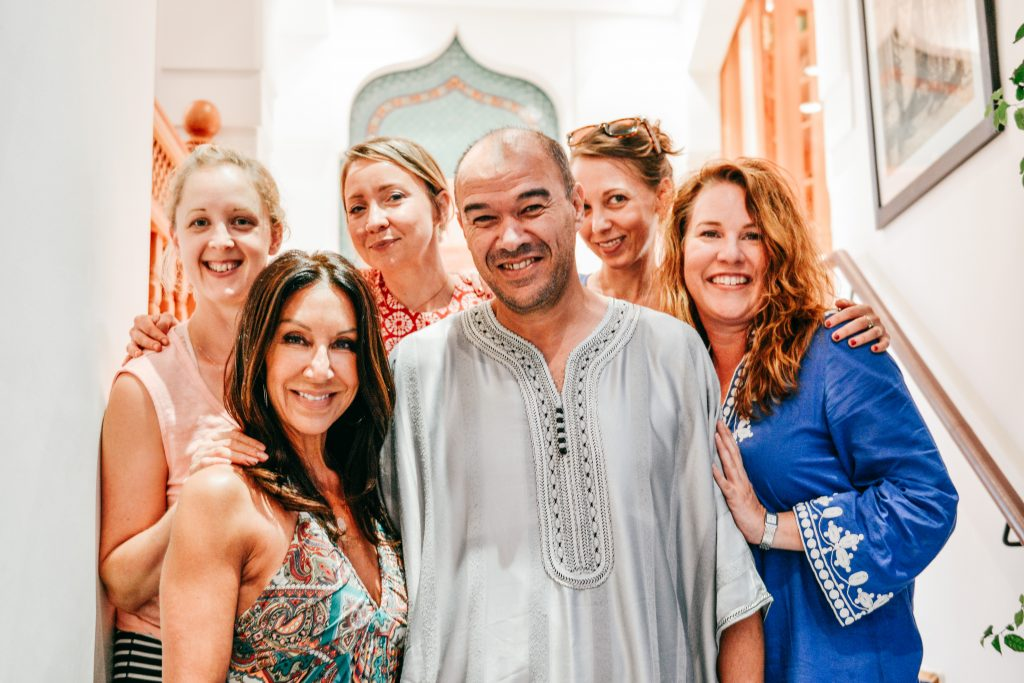 morocco middle east north africa yoga retreat