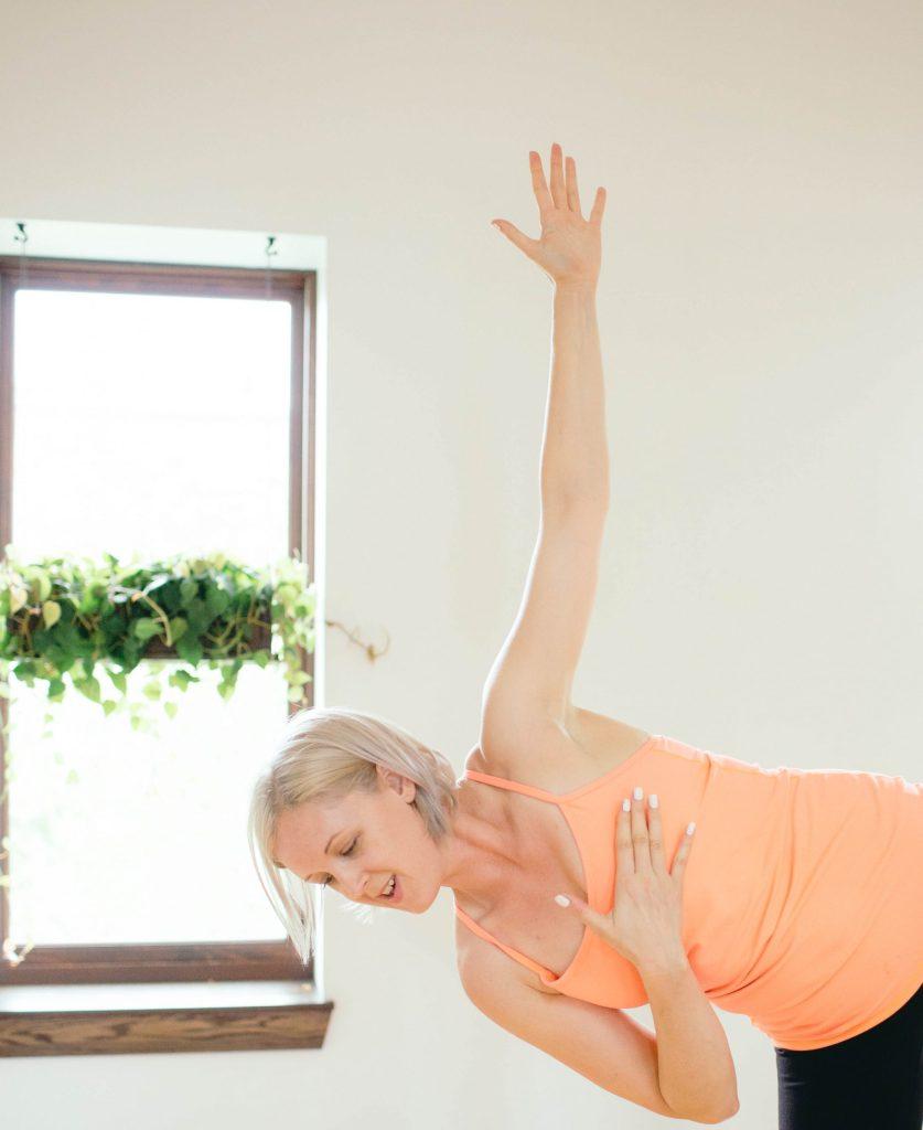 nicole griffin wellness yoga oakland