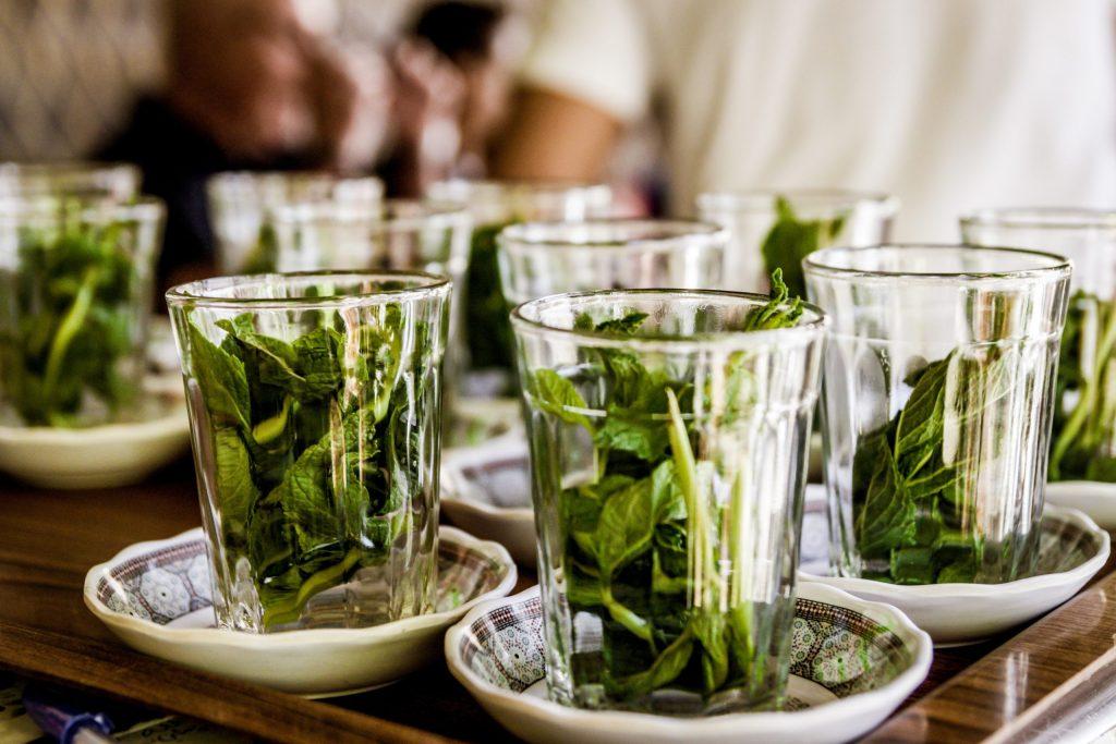 mint tea morocco yoga retreat