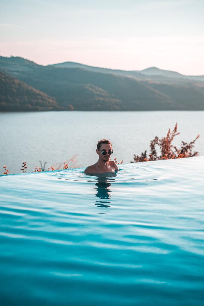 faralya turkey infinity pool